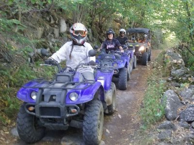 1-Hour Quad Trip Next to Segre