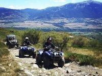 塞丹亚四轮摩托车探险