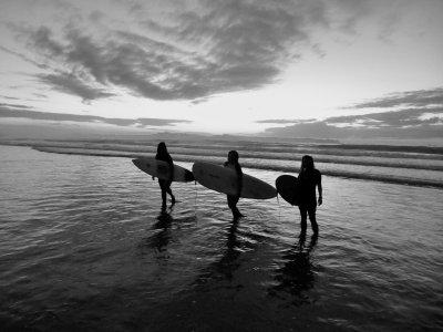 Campamento de surf en Loredo y Langre 5 días