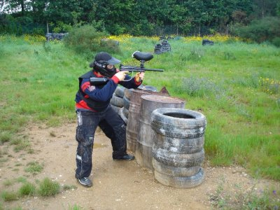 Amextreme Aventura Paintball