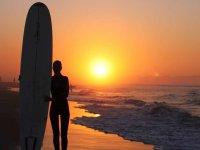 Weekend in Loredo in surf camp