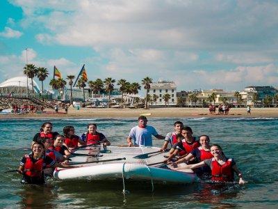 Mezza giornata multi-attività per le scuole di Valencia