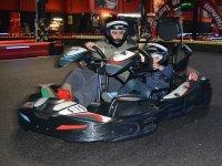 Pilotar kart biplaza Sevilla adulto y niño 10 min