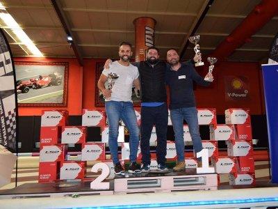 Teambuilding con karting y merienda en Sevilla