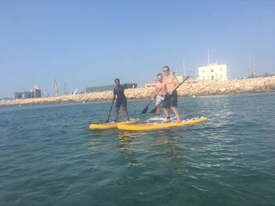 Classe di fitness Sup a Tarragona