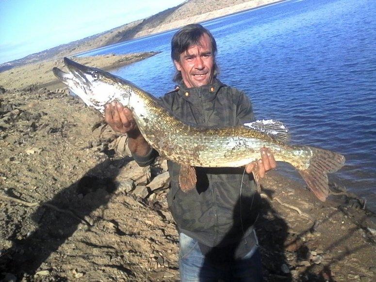 Una pesca exitosa
