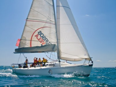 2-Hour Sailing Baptism in Badalona