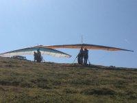 Vola in deltaplano vicino a Piedrahita 15-30 min