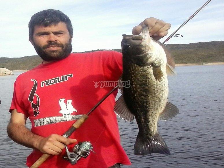 Montrez votre pêche