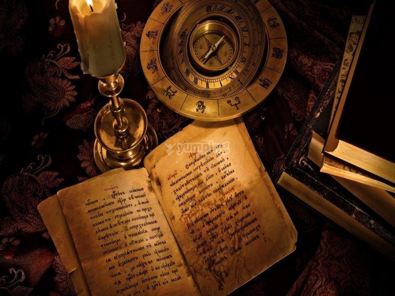 libros mágicos