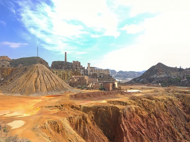 The mines of Mazarron