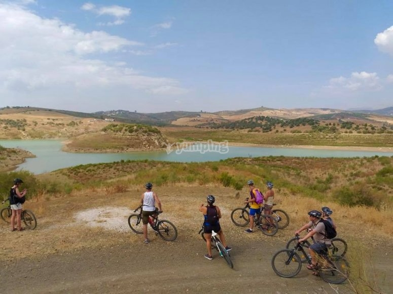 Disfruta de la Malaga rural