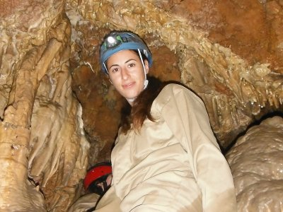 Speleologia nella grotta di Sarsa Bocairent