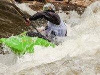 皮划艇冒险