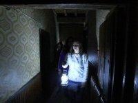walk the dark corridors
