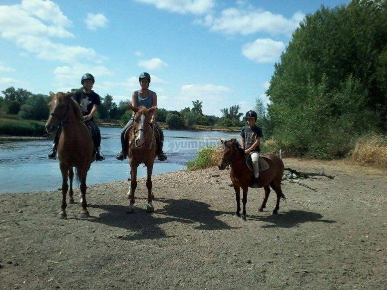 Rutas a caballo personalizadas