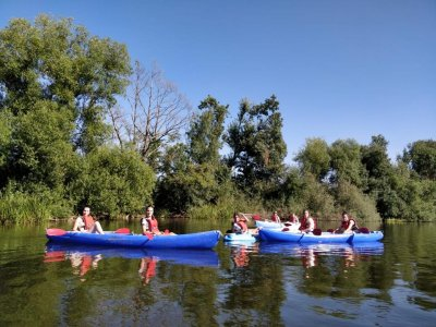 Multy-Activity Day in Huerta for School Trips