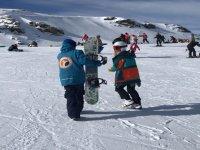 Alquiler equipo completo de snow en Sierra Nevada
