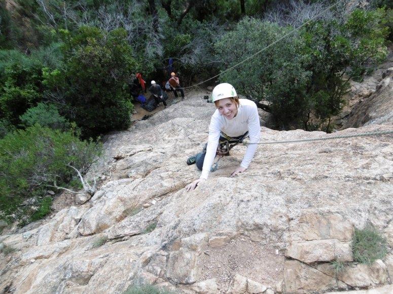 巴塞罗那省的攀岩