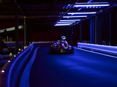 2 indoor RT8 go karting sessions in Burjassot