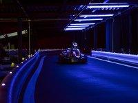 2 tandas en circuito indoor en kart RT8 Burjassot