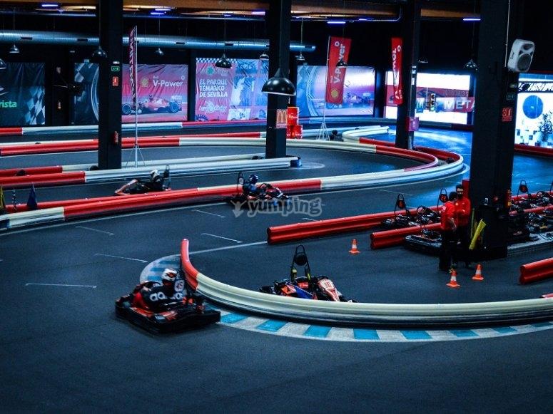Karting en Jerez de los Caballeros