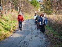 四人次徒步旅行指导实践