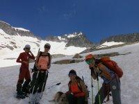 Ruta fácil con raquetas de nieve en Cerler