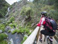 Medio día en bici de montaña por Las Hurdes