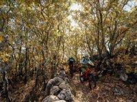 Descubre la belleza de Montanchez en bici