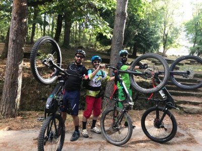 MTB 3 days in Sierra de Francia, difficult level