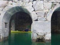 Descubriendo los pirineos aragoneses en canoa