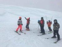 Baby Ski en Valdesquí, curso de 4 domingos