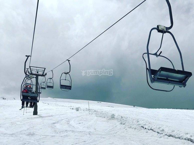 Cursos adaptados a tu nivel de esqui