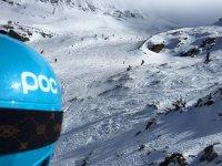 Esquiando los domingos en Madrid