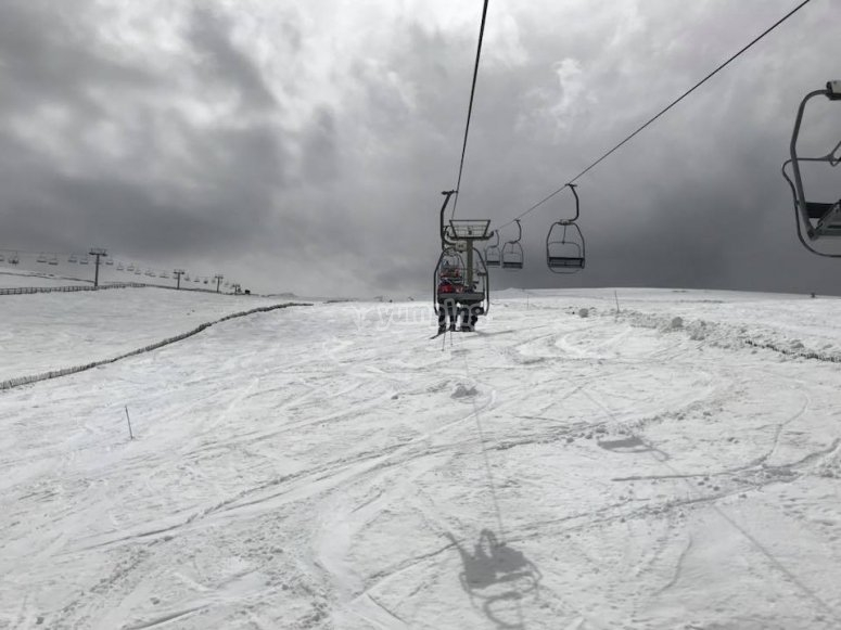 Valdesqui para esqui top