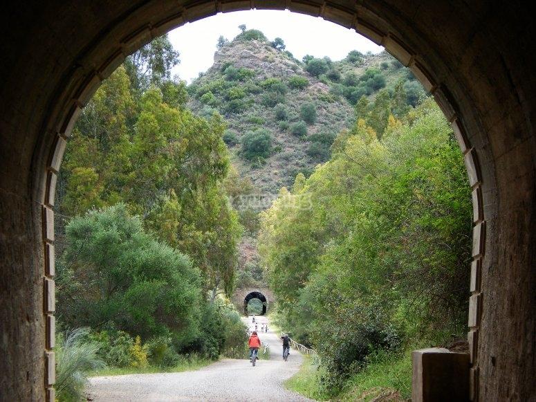 Paseos por zonas rurales
