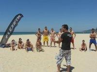 Kite courses