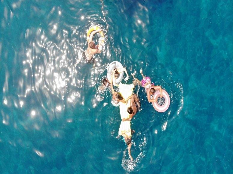 Snorkel en Tasartico