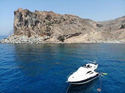 Travesía desde Mogan, snorkel y aperitivo, 3 horas