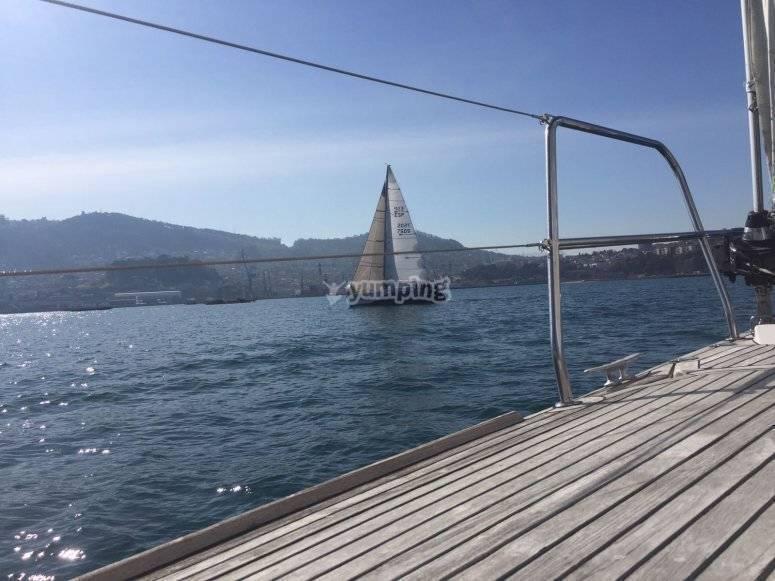 Semana Santa en velero