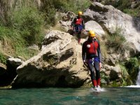 Canyoning nel Green River