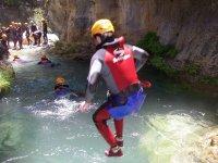 Da el salto a la aventura