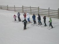 Clases de esquí