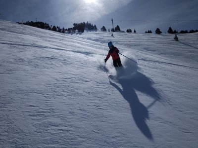 Clase de esquí privada Baqueira Beret 4 horas