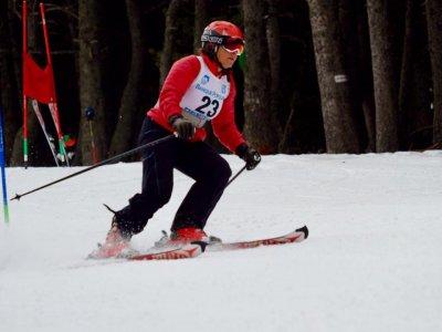 Aprende a esquiar en Porté en curso grupal de 15 h