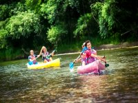 Sella en canoa