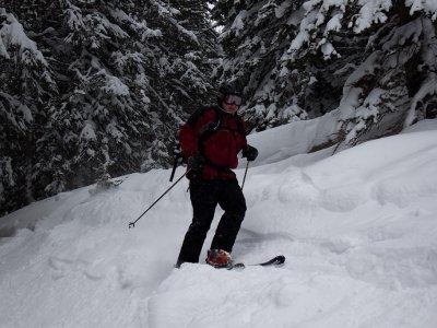 Esquí de travesía en Posada de Valdeón iniciación