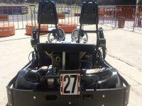Kart biplaza para niño y adulto en El Rompido