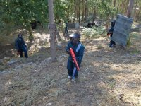 Paintball para peques